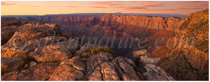 Grand Canyon at Sunset
